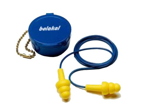 4002 Reusable Earplugs with Carrying Box