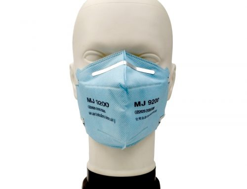 9200 Nonwoven Surgical Face Mask, N95