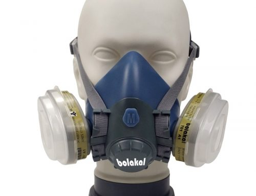 7701 Reusable Respirator Mask