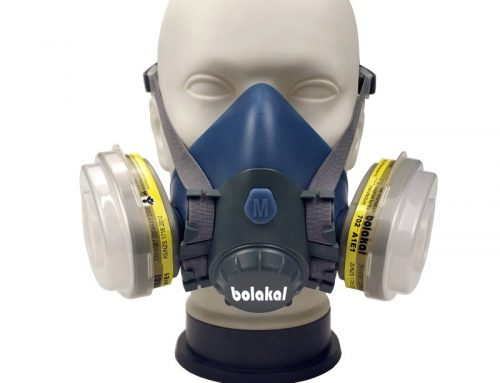 7702 Reusable Respirator Mask